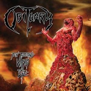 OBITUARY - Ten thousand ways to die MCD