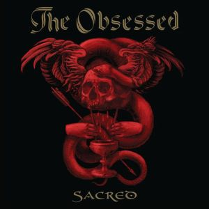 OBSESSED - Sacred CD