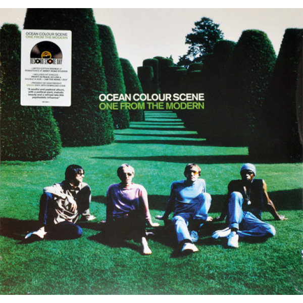OCEAN COLOUR SCENE - One From The Modern 2LP GREEN VINYL RSD2020 release