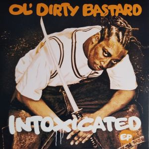 "OL DIRTY BASTARD - Intoxicated 12"" YELLOW VINYL RSD 2019 release"