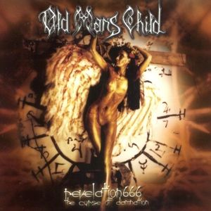 OLD MAN'S CHILD - Revelation 666 LP Cosmic Key Creations