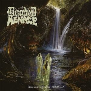 HOODED MENACE - Ossuarium Silhouettes Unhallowed  CD DIGI