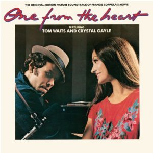 SOUNDTRACK - One from the heart LP Music On Vinyl UUSI TOM WAITS