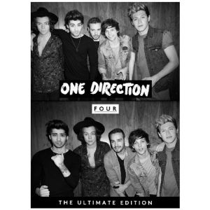 ONE DIRECTION - Four CD ecolbook