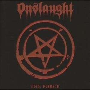 ONSLAUGHT - Force REISSUE CD