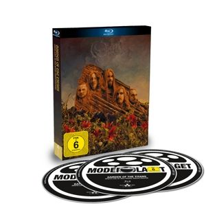 OPETH - Garden of Titans: Live At Red Rocks Amphitheatre BLU-RAY+2CD