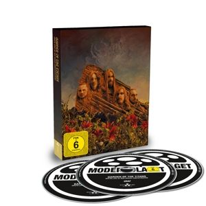 OPETH - Garden of Titans: Live At Red Rocks Amphitheatre 2CD+DVD