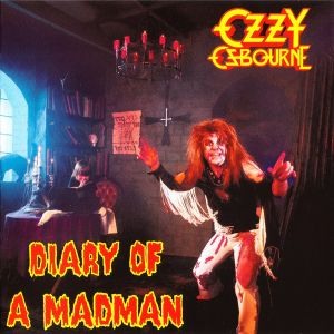OSBOURNE OZZY - Diary of a madman CD REMASTERED+BONUS
