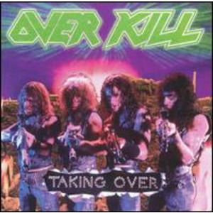 OVERKILL - Taking over LP Music On Vinyl