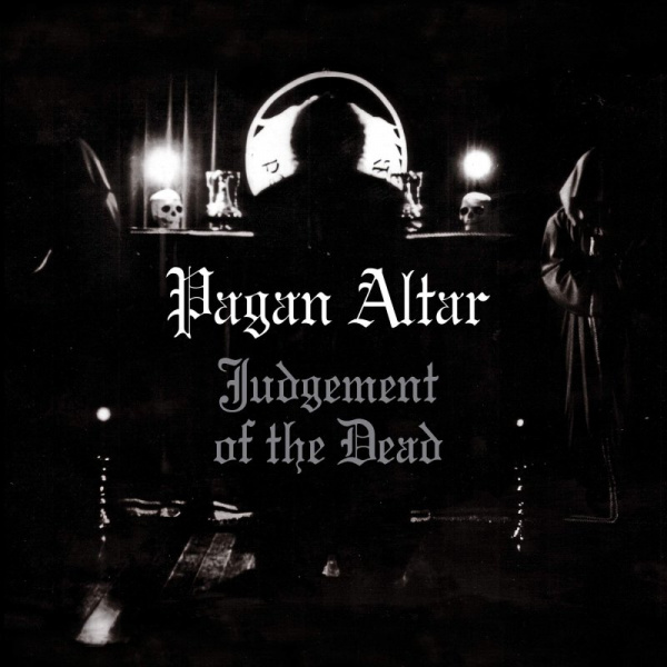 PAGAN ALTAR - Judgement of the Dead LP BLACK