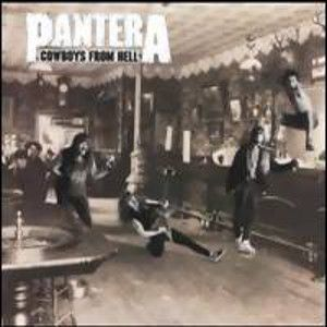 PANTERA - Cowboys from hell