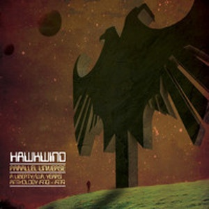 HAWKWIND - Parallel Universe (Liberty/U.A. Years Anthology) 3CD