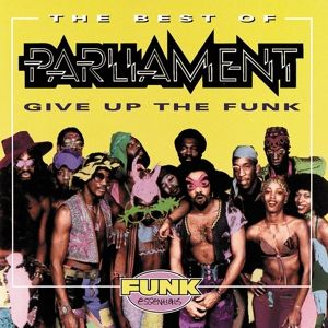 PARLIAMENT - Give Up the Funk-The Beat of CD