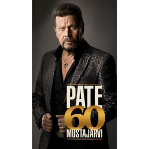 MUSTAJÄRVI PATE - 60 6CD BOX