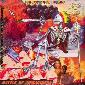 PERRY LEE SCRATCH - Battle of Armagideon LP Music on vinyl