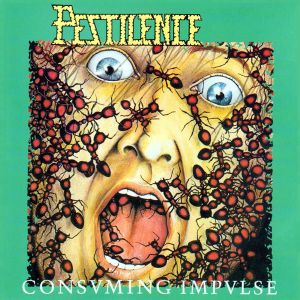 PESTILENCE - Consurning impulse
