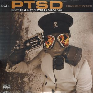 Pharoahe Monch ‎– P.T.S.D. (Post Traumatic Stress Disorder) 2LP