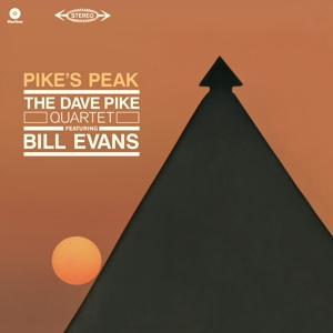 DAVE PIKE Quartet featuring Bill Evans - Pike's Peak LP UUSI Waxtime