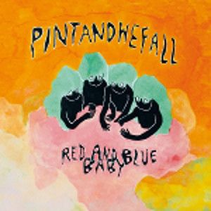 PINTANDWEFALL - Red and blue baby LP