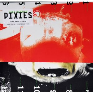 PIXIES - Head Carrier LP PIAS LTD INDIE SLIPMAT VERSION