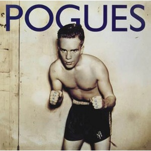 POGUES - Peace & love LP
