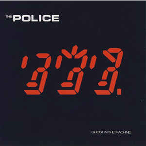 POLICE - Ghost in the Machine CD