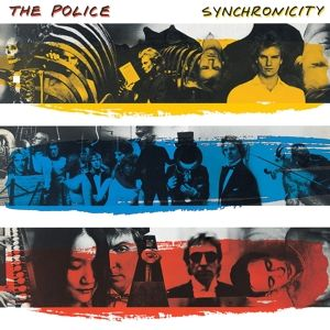 POLICE - Synchronicity LP