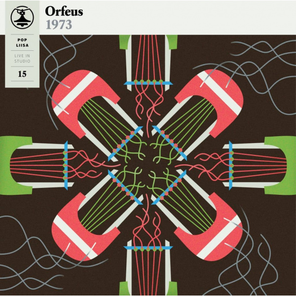 ORFEUS - Pop-Liisa 15 LP Svart Records GREEN VINYL