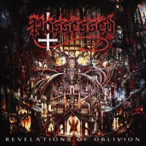 POSSESSED - Revelations of Oblivion 2LP