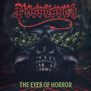 POSSESSED - Beyond The Gates LP BLACK VINYL RE-ISSUE 2019