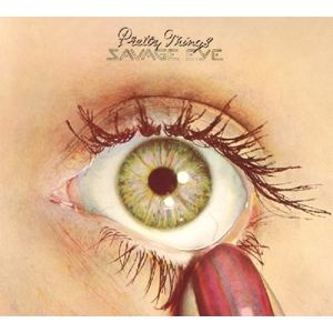 PRETTY THINGS - Savage Eye LP+CD UUSI Repertoire LTD numbered 1000 copies