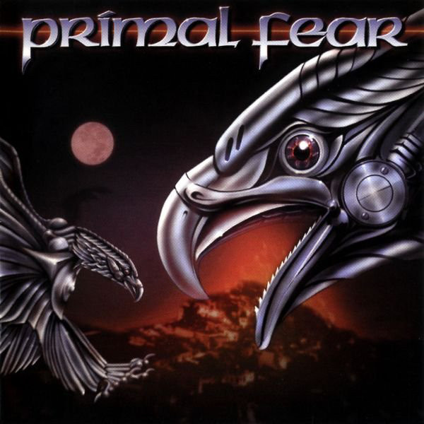 PRIMAL FEAR - Primal Fear LP LTD Marbled Vinyl