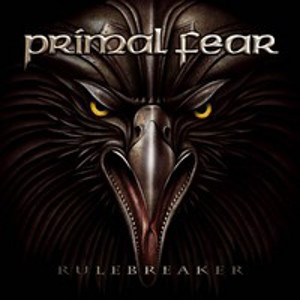 PRIMAL FEAR - Rulebreaker CD