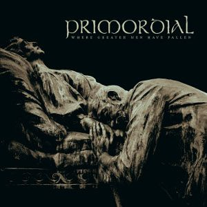 PRIMORDIAL - Where Greater Men Have Fallen CD+DVD