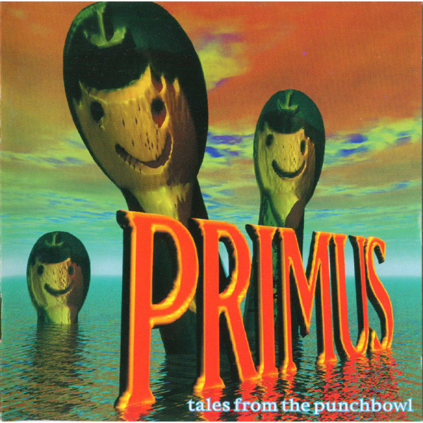 PRIMUS - Tales from the Punchbowl CD