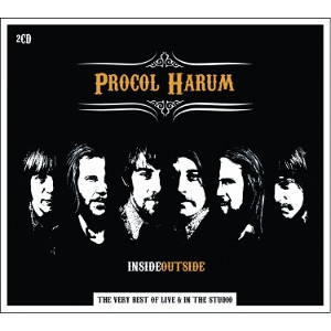PROCOL HARUM - Inside Outside: The Best Of  2CD