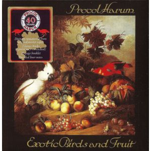 PROCOL HARUM - Homburg and other hits