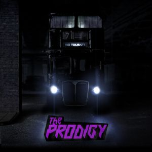 PRODIGY - No Tourists 2LP BLACK VINYL
