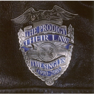PRODIGY - Their law-The singles 1990-2005 2LP