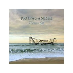 PROPAGANDHI - Victory Lap LP beer with grey smoke coloured VINYL Epitaph