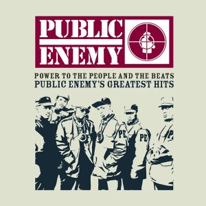 PUBLIC ENEMY - Power to the people and the beats