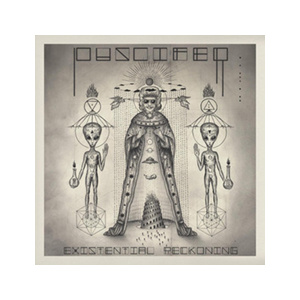 PUSCIFER - Existential Reckoning 2LP LIMITED INDIE EXCLUSIVE CLEAR VINYL