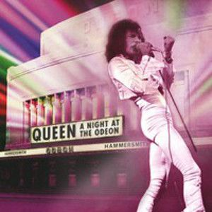 QUEEN - A Night at the Odeon - Hammersmith 1975 CD