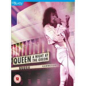 QUEEN - A Night at the Odeon - Hammersmith 1975 Blu-ray Disc