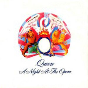 QUEEN - A Night At The Opera LP