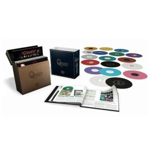 QUEEN - Complete Studio Album Collection 18LP BOX SET