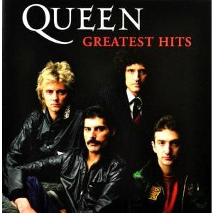 QUEEN - Greatest Hits I CD