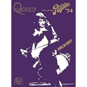 QUEEN - Live at the Rainbow 74 DVD