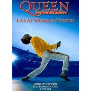 QUEEN - Live at Wembley 2DVD 25th Anniversary Edition