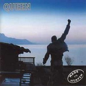 QUEEN - Made in heaven 2011 remaster